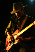 Michael Dotson Power Trio Live at LAZY