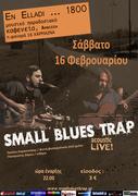 SMALL BLUES TRAP acoustic @ ΕΝ ELLADI (Άμφισσα)
