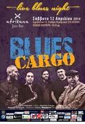 Blues Cargo live at AFRIKANA