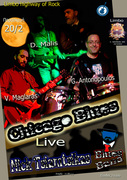 NICK TSIAMTSIKAS BLUES BAND LIVE...@ LIMBO (Highway of Rock)