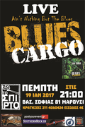 Blues Cargo live at SPIRTO