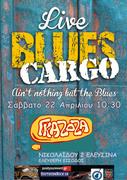 Blues Cargo live at Gazoza