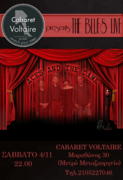 Aces and the Dame live at Cabaret Voltaire