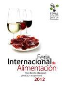 FIAL 2012 Don Benito: Feria ibérica de Alimentación Extremadura