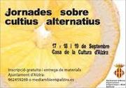 Jornadas sobre Cultivos Alternativos