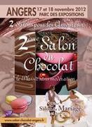 Salon del chocolate de Angers 2012