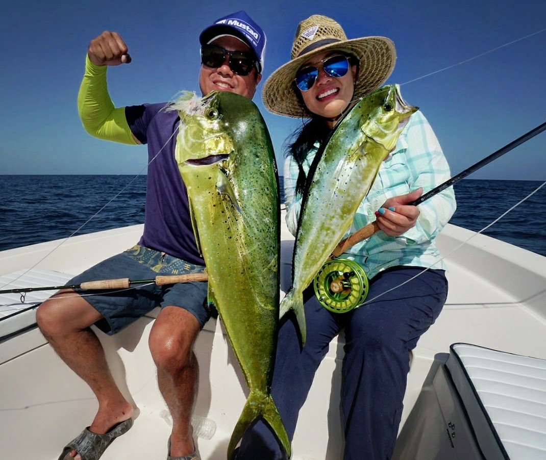 It's all about fishing! Or is it? Lower Keys fishing report