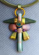 kimonofly pendant
