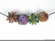 Microscopic Lifeforms Beads