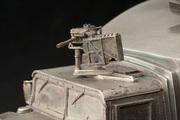 War Trophy (Detail of gun mount)