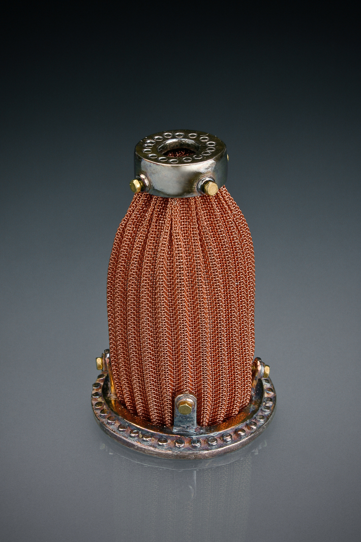 Spoon holder vessel