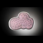 Pink Cloud brooch