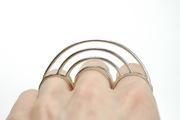 Summer Series three finger ring