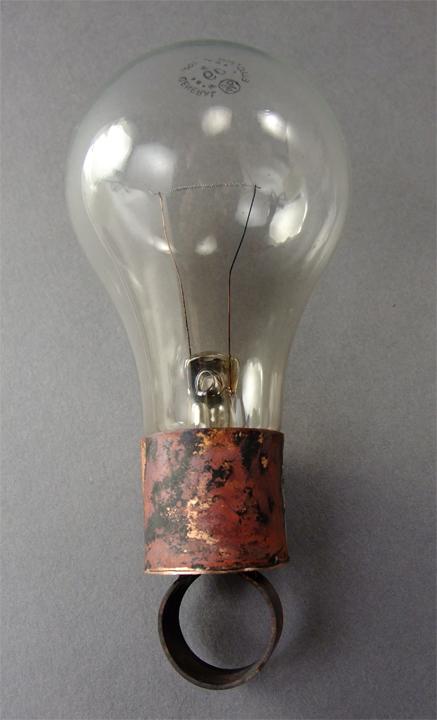 Lightbulb Ring