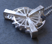 Gear Box Pendant