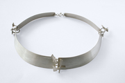 necklace/silver