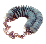 Silk Paper Necklace