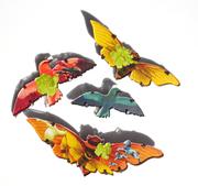 Eclectika Bird Brooches