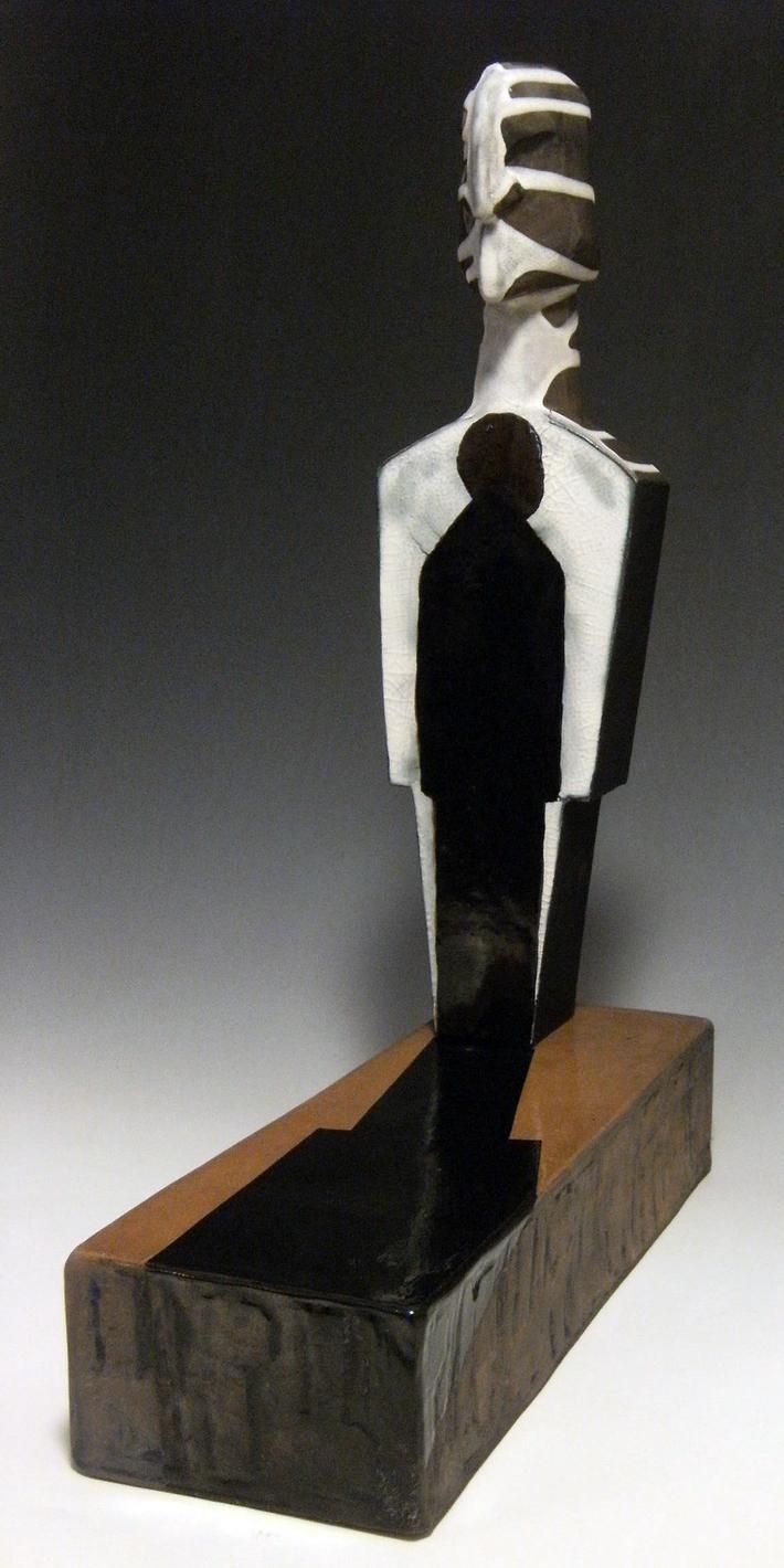 Upright Man (front side)