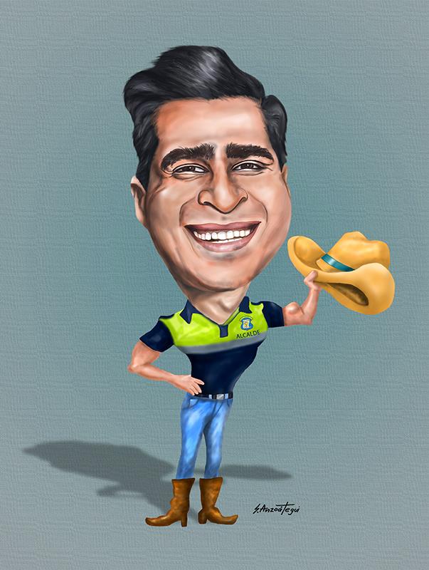 Neto's Cartoon