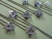 Jewish Star necklaces
