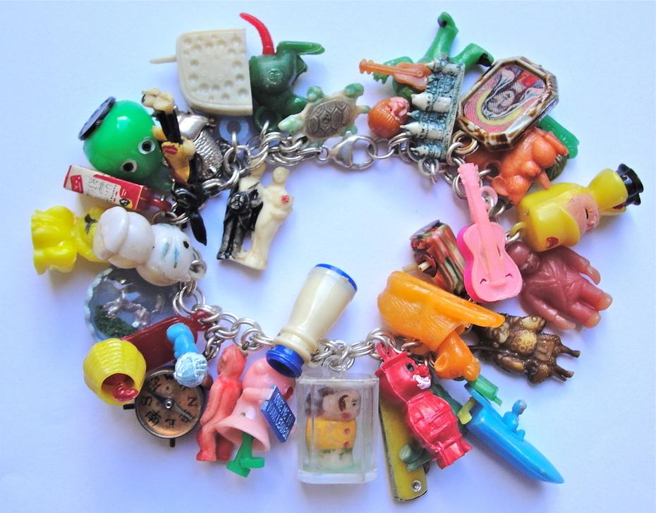 Miniature Toy Museum Bracelet