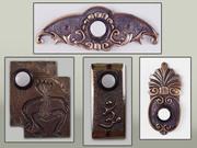 Bronze doorbells