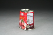 Canned meat key