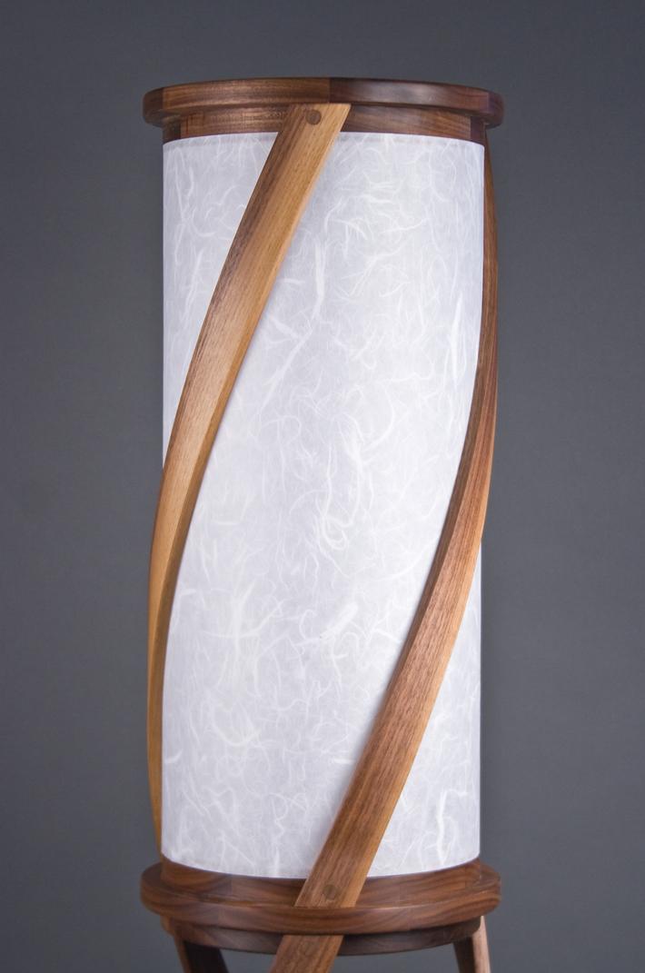 The Tango Floor Lamp (Shade Detail)