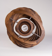 The Cyclone Lamp (Top View)