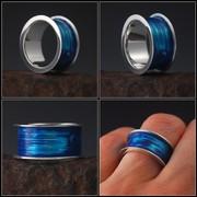 bobbin ring red
