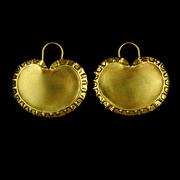 Pre-Hispanic Earrings 04