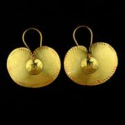 Pre-Hispanic Earrings 06