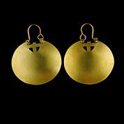 Pre-Hispanic Earrings 03