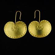 Pre-Hispanic Earrings 05