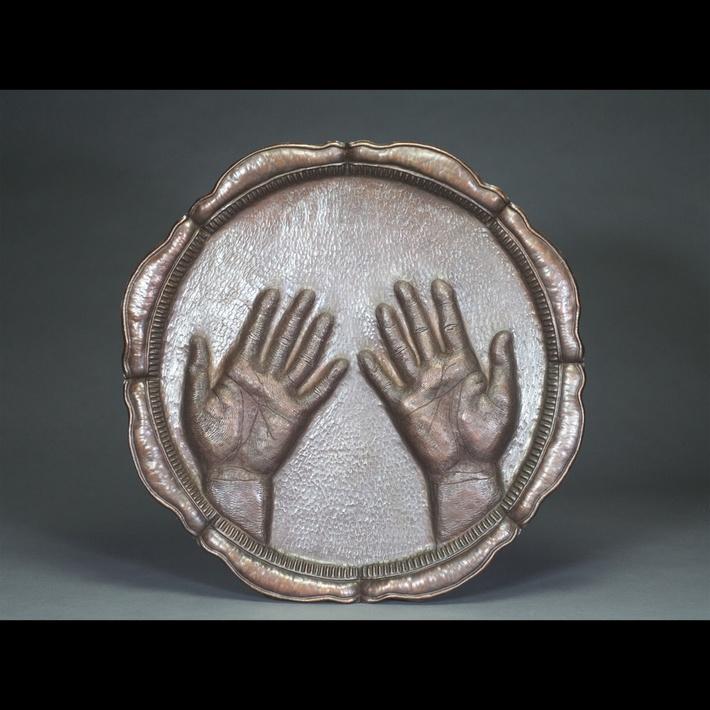 Hand Made Tray
