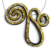 A MANO LIBERA - ASPIDE necklace