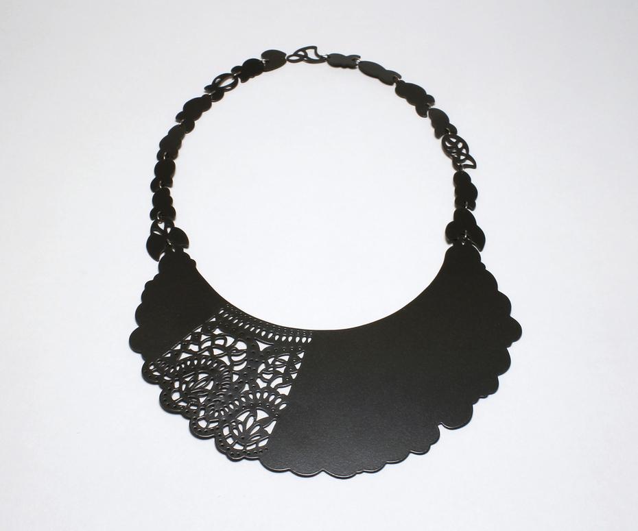 Selective Piercing Neckpiece