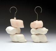 Peanut Earrings