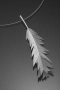 Linear Blossom Pendant