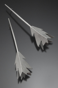 Linear Blossom Earrings
