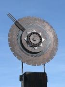 Cosmic timepiece (Detail)