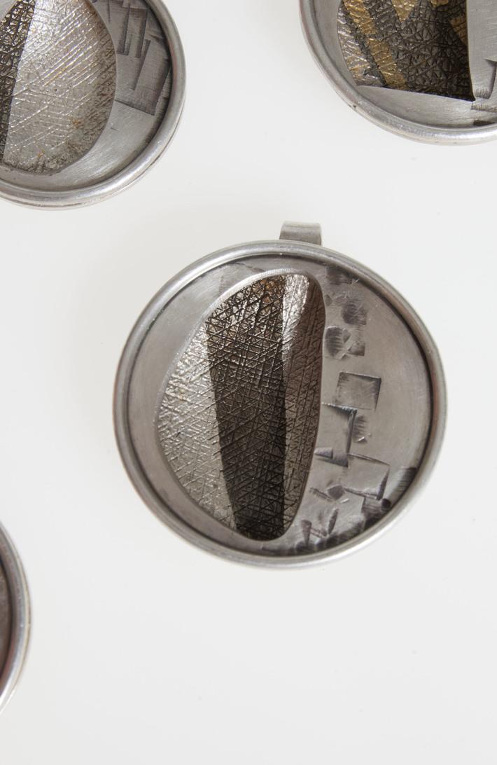 Damascene - Detail
