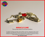 'Miracle Cure' Necklaces