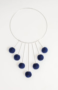 Blue Bells Necklace