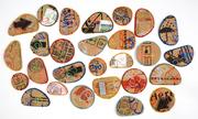Cardboard Badges