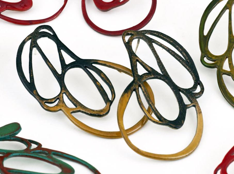Garabato Earrings