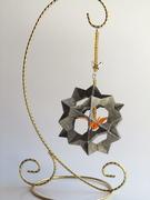 Modular origami Ornaments