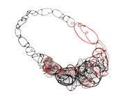 Cachetes Colorados necklace