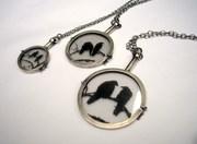 Raven lockets